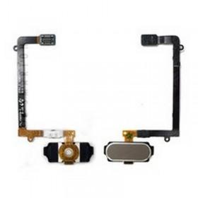 Flex con botón Home para Samsung Galaxy S6 Edge, G925F-Dorado