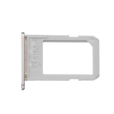 Bandeja SIM para Samsung Galaxy S6 Edge Plus, SM-G928F- plateada