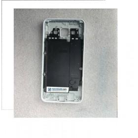 Carcasa trasera para Samsung Galaxy A3, A300F- Blanca Remanufacturada