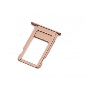 Bandeja SIM para iPhone 6s plus- Oro Rosa