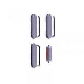 Conjunto de 4 botones Gris Dorados para iPhone 6s