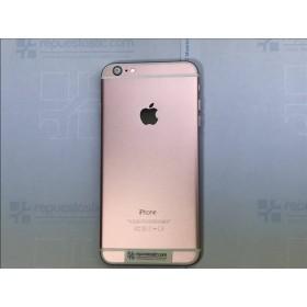 Carcaça traseira Oro Rosado completa para iPhone 6 Plus