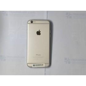 Carcasa Trasera Completa para iPhone 6 Plateada