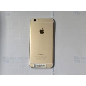 Carcaça Traseira Completa para iPhone 6 Dorada