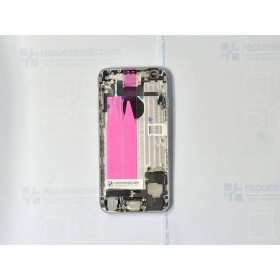 Carcaça Traseira Completa para iPhone 6 Gris
