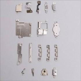 Conjunto completo de chapas e Suporte para iPhone 5C