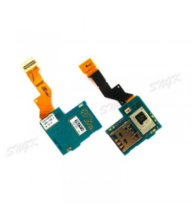 Flex Leitor SIM para Sony Xperia S LT26i