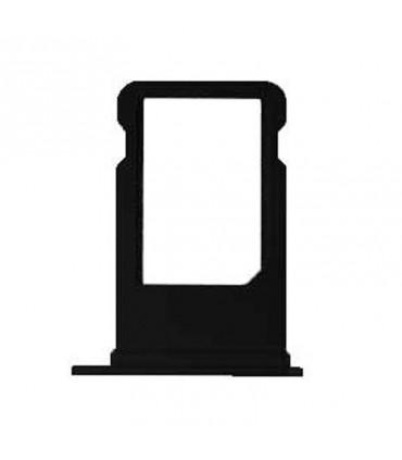 Bandeja SIM Negro Brillante para iPhone 7G
