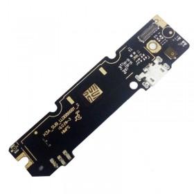 Placa inferior con conector de carga Micro USB para Xiaomi Redmi Note 3 Pro HMFS
