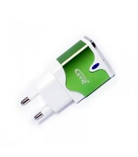 Cargador dual carga rapida lightning para Iphone