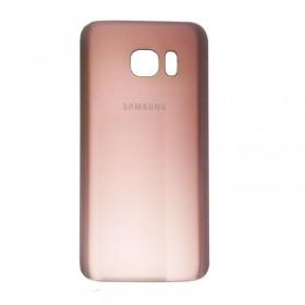 carcasa trasera rosa, para Samsung Galaxy S7, G930F