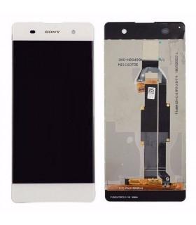 Sony Xperia XA F3111 F3113 F3115 pantalla lcd + táctil blanca