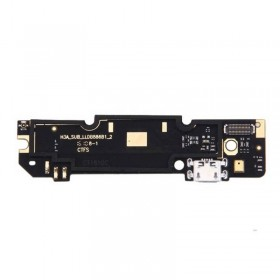 Placa inferior con conector de carga Micro USB para Xiaomi Redmi Note 3 Pro CTFS