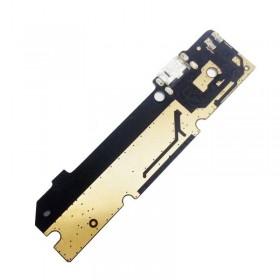 Placa inferior con conector de carga Micro USB para Xiaomi Redmi Note 3