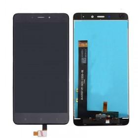 Ecrã completa Xiaomi Redmi Note 4 preta