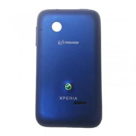 Tapa Carcasa trasera para Sony Xperia Tipo Azul