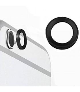 Lente da câmera traseira para Iphone 6, 6s Preta