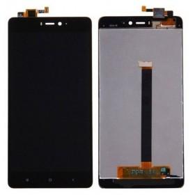 Ecrã completa (Tactil + LCD Display) para Xiaomi MI 4s - Preta