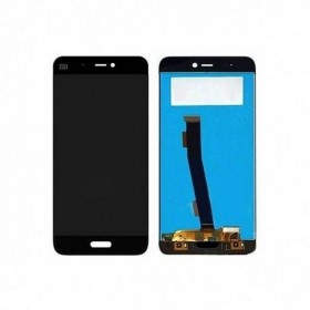 Pantalla completa (display/LCD + táctil digitalizador) para Xiaomi MI5S, negra