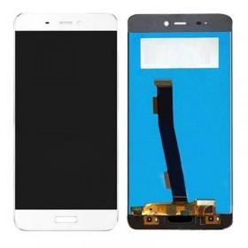 Pantalla completa (display/LCD + táctil digitalizador) para Xiaomi MI5S, Blanca
