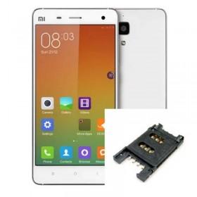 Reparacion lector SIM Xiaomi Mi4