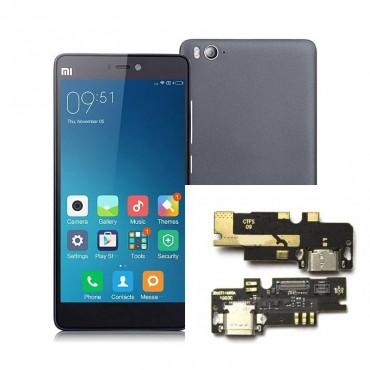 Reparacion conector de carga de Xiaomi Mi4C