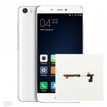 Reparacion volumen y encendido Xiaomi Mi 5