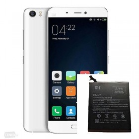 Cambio de bateria de Xiaomi Mi 5