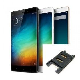 Reparaçao leitor SIM Xiaomi Mi Note