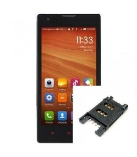 Reparaçao leitor SIM Xiaomi Redmi 1S