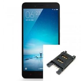 Reparaçao leitor SIM Xiaomi Redmi Note 2