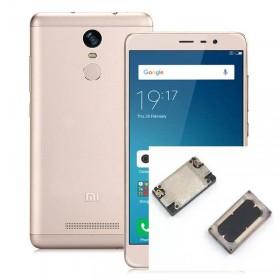 Reparacion altavoz de Xiaomi Redmi Note 3 Pro