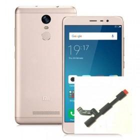 Reparaçao volume e igniçao de Xiaomi Redmi Note 3 Pro