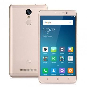 Reparacion camara trasera Xiaomi Redmi Note 3 Pro