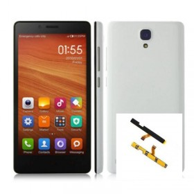 Reparacion volumen y encendido Xiaomi Redmi Note 4G
