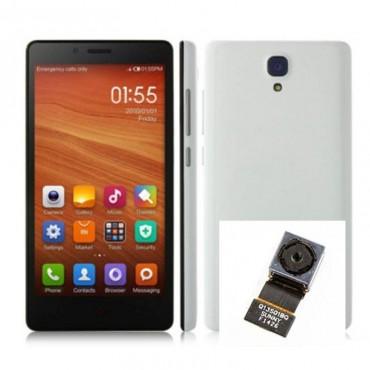 Reparacion camara trasera Xiaomi Redmi Note 4G