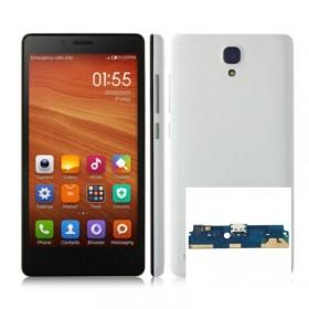 Reparacion conector de carga de Xiaomi Redmi Note 4G