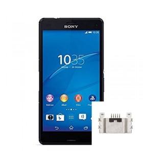Reparacion conector de carga de Sony Xperia Z3 Compact