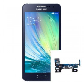Reparacion conector de carga de Samsung Galaxy A5 SM-A500F