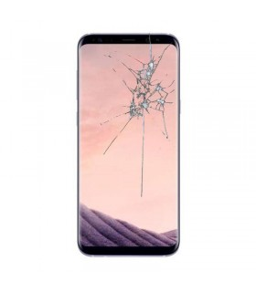 Reparacion pantalla Original Samsung S8 G950 Violeta