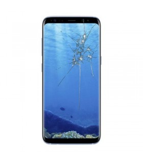 Reparacion pantalla Original Samsung S8 G950 Azul