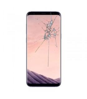 Reparaçao Ecrã Original Samsung S8 Plus G955F Violeta