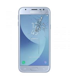 Reparaçao Ecrã Original Samsung J3 2017 J330F prata