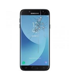 Reparaçao Ecrã Original Samsung j7 2017 j730F preto