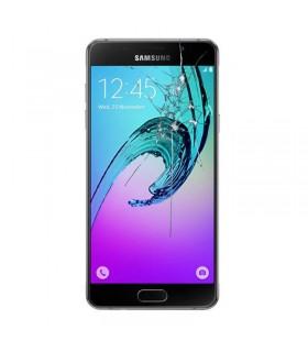 Reparaçao Ecrã Original Samsung A5 2016-A510F preto
