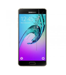 Reparacion pantalla Original Samsung A5 2016-A510F Dorada