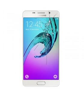 Reparaçao Ecrã Original Samsung A5 2016-A510F branca