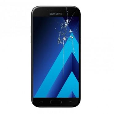 Reparacion pantalla Original Samsung A5 2017 A520F Negra