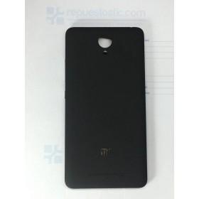 Carcaça traseira preta para Xiaomi Redmi Note 2