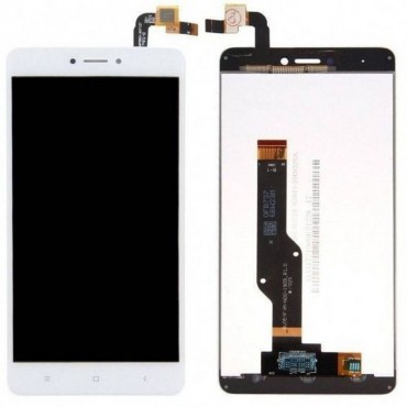 Pantalla completa Xiaomi Redmi Note 4X blanca